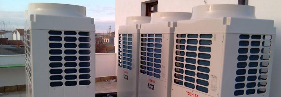 Aire acondicionado: Servicios y productos de Clitecsa Andalucía
