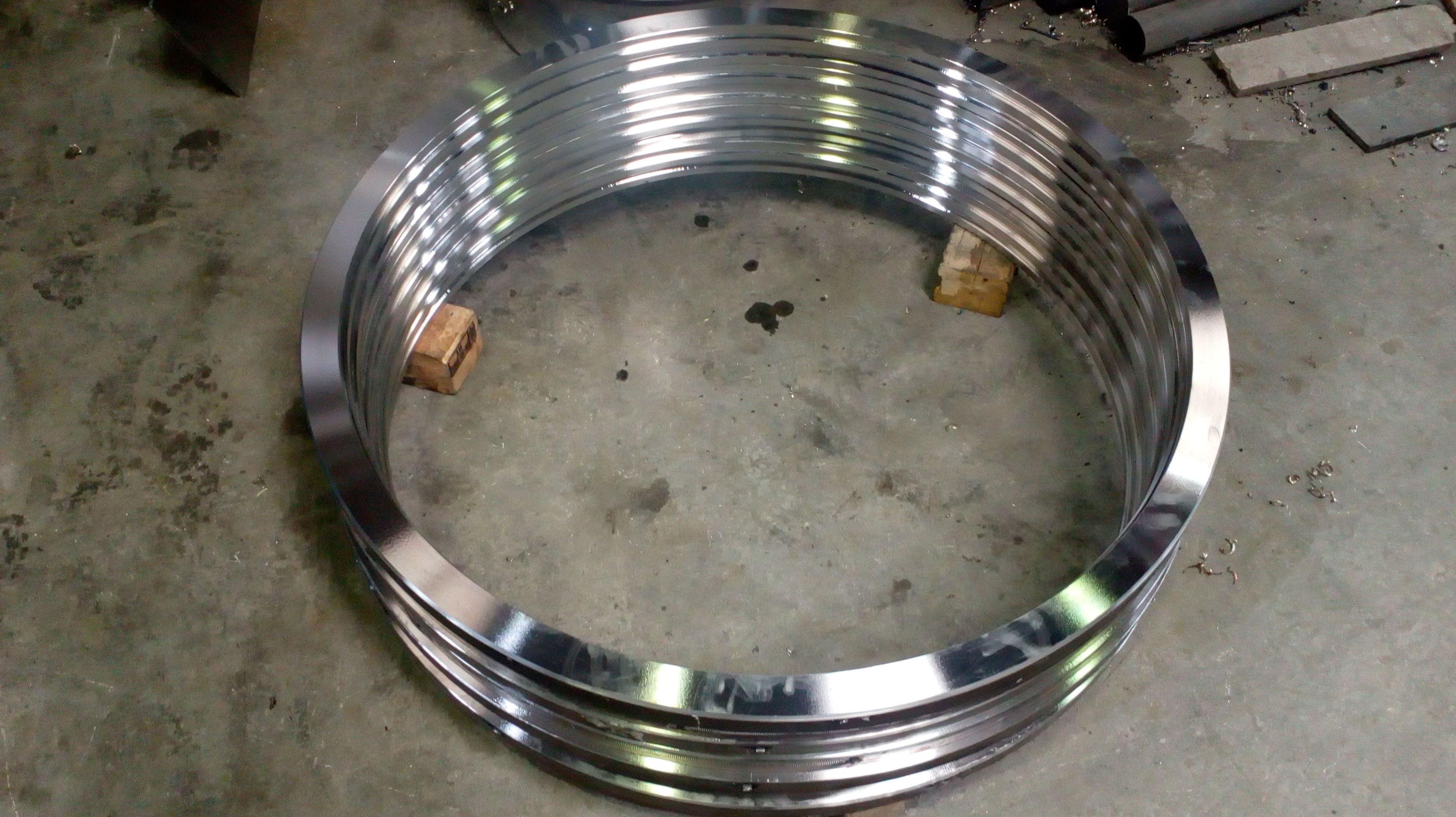 Foto 7 de Curvados metálicos en Argentona | Corbats, Metàl.lics i Mecanitzats, S.L.