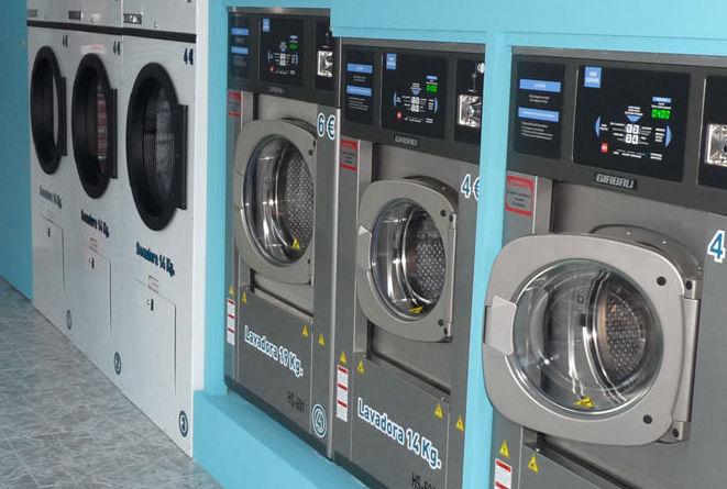 Foto 2 de Maquinaria lavandería y tintorería en Vitoria-Gasteiz | Suministros Norcon
