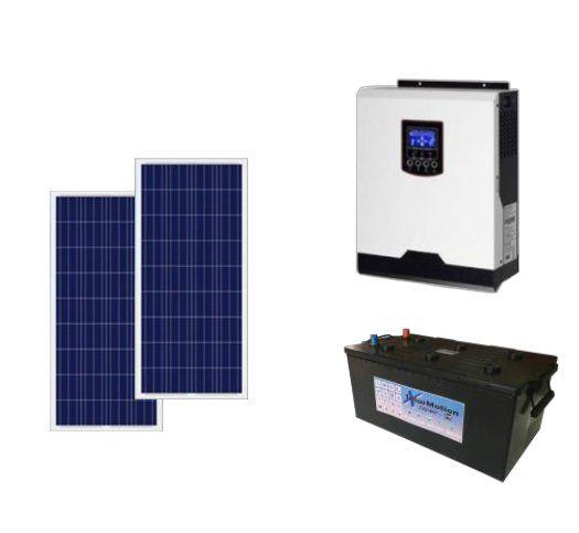 Kit fotovoltaico: Servicios de Sunray Energías Renovables