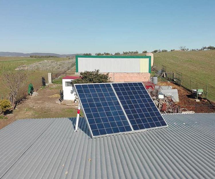 Energías renovables en Badajoz
