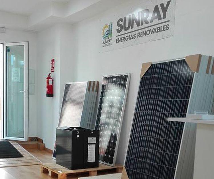 Especialistas en energías renovables en Badajoz