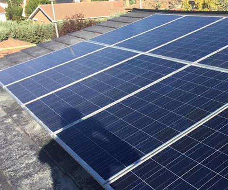 Energías renovables y eficiencia energética en Badajoz