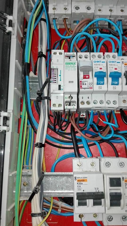 Instalaciones eléctricas: Servicios de Sunray Energías Renovables
