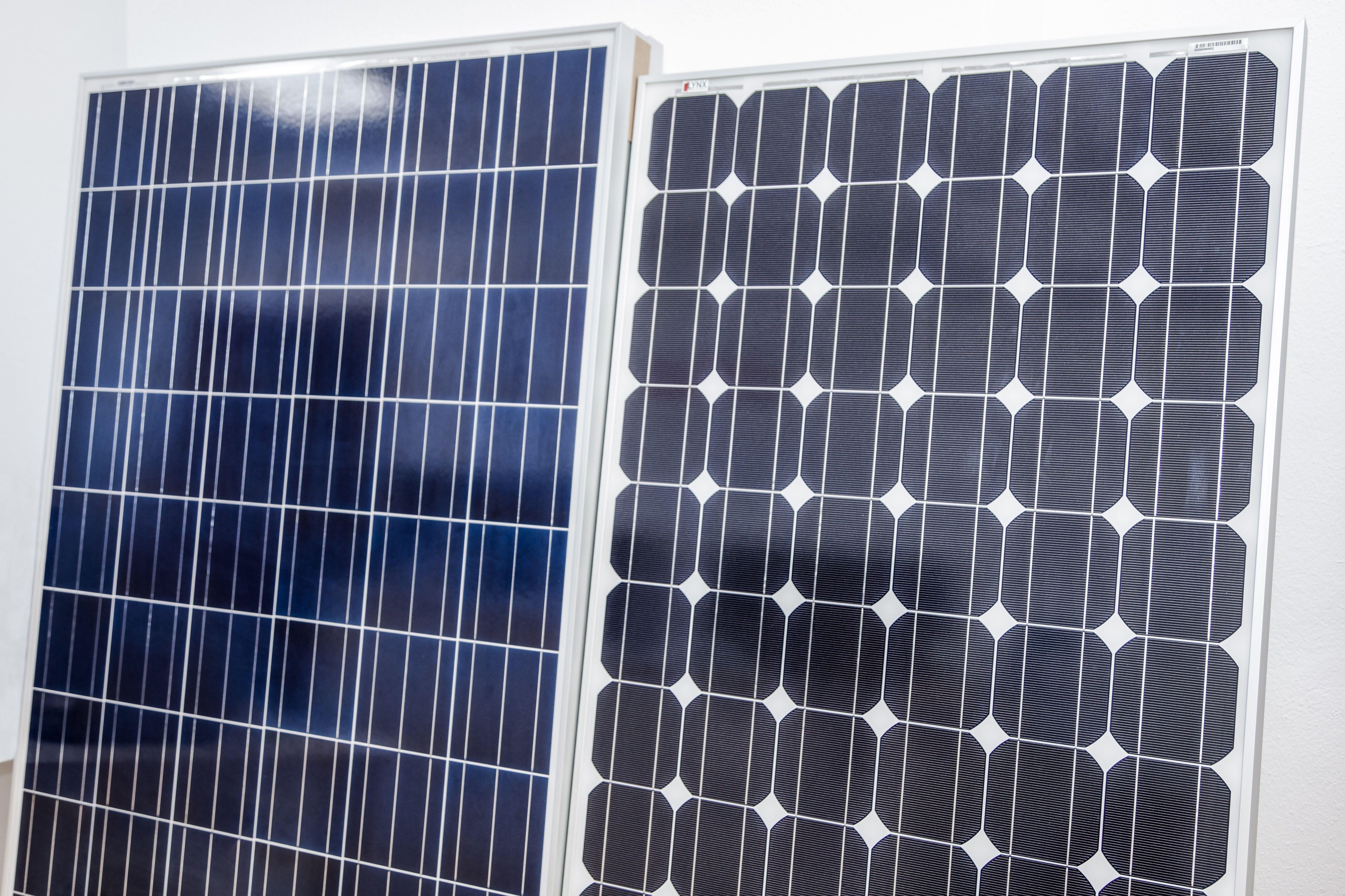 Energía solar en Badajoz