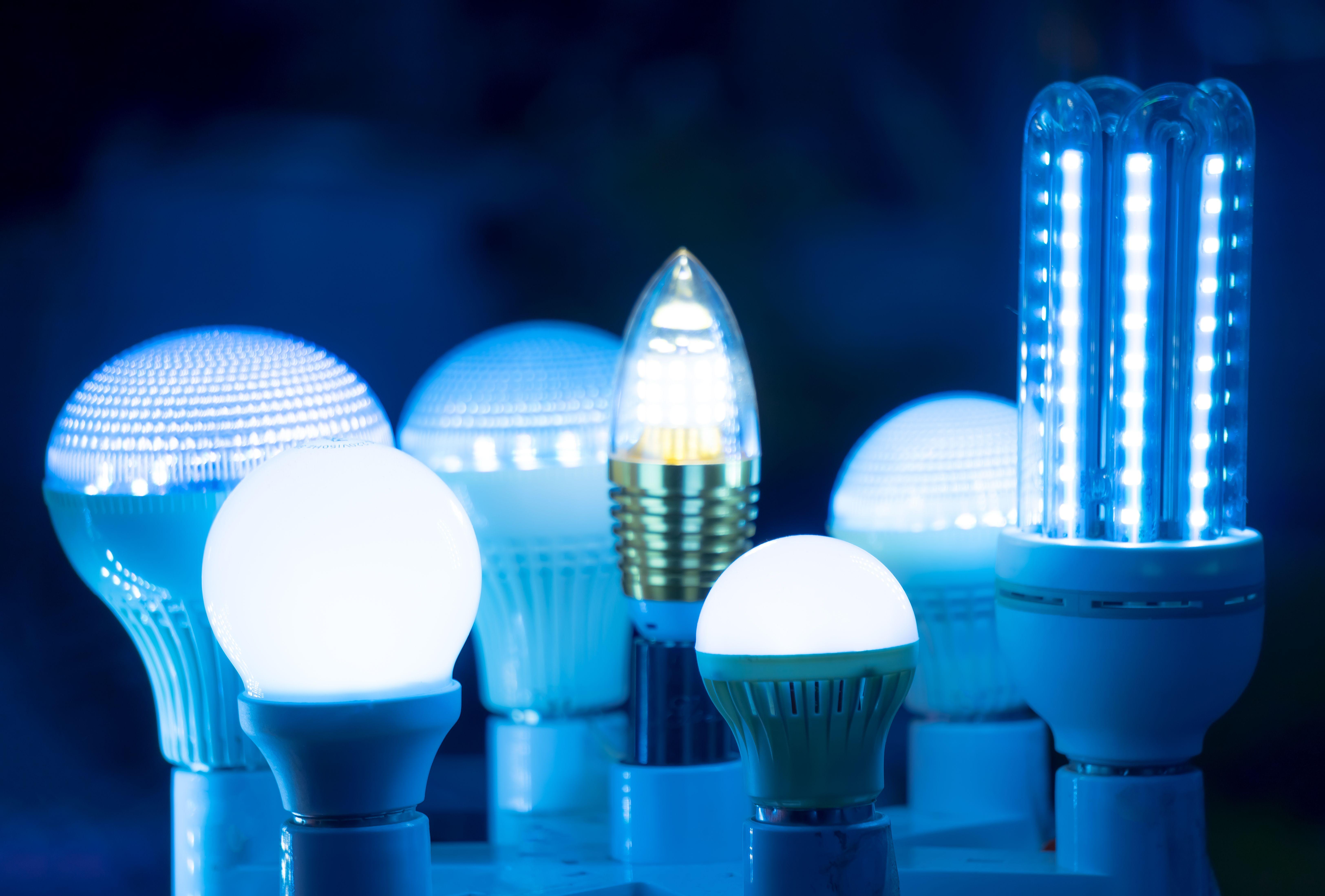 "Venta de material de alumbrado eficiente ""Led"": Servicios de Sunray Energías Renovables"