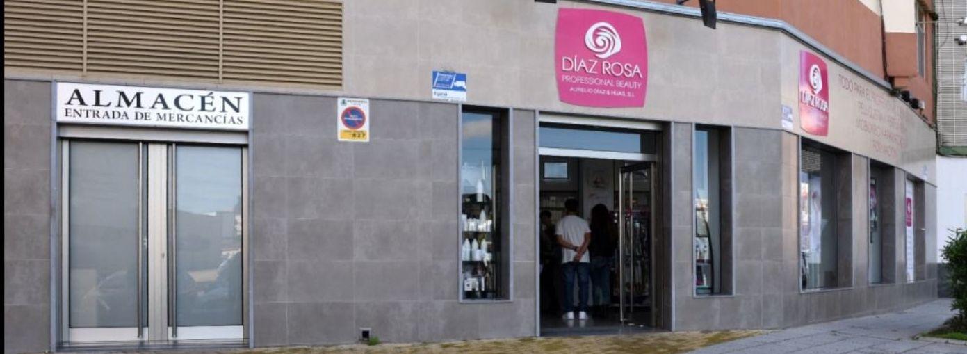 Foto 5 de Peluquería y estética (distribución) en Huelva | Díaz Rosa Professional Beauty