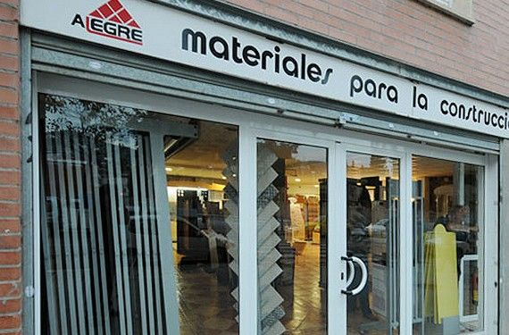 Foto 2 de Materiales de construcción en Barcelona | Alegre Materiales para la Construcción