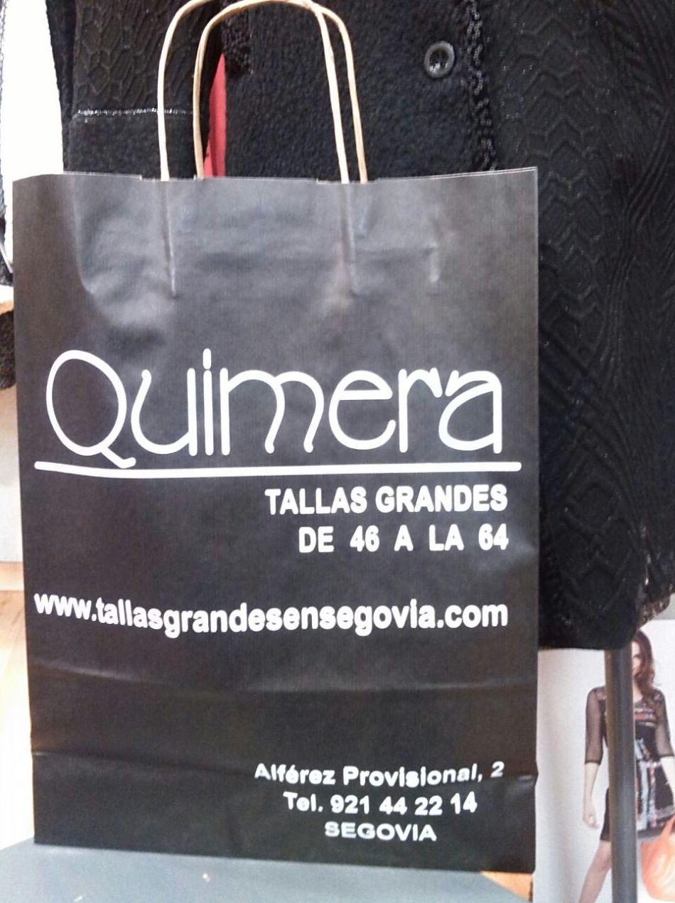 Foto 1 de Tallas grandes  en  | Boutique Quimera