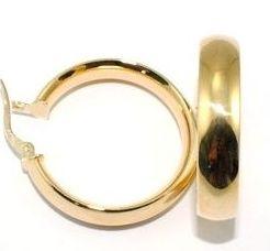 Pendientes Criolla Oro