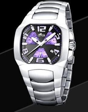 LOTUS Code Reloj Hombre