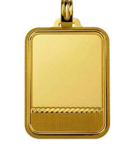 Placa Oro