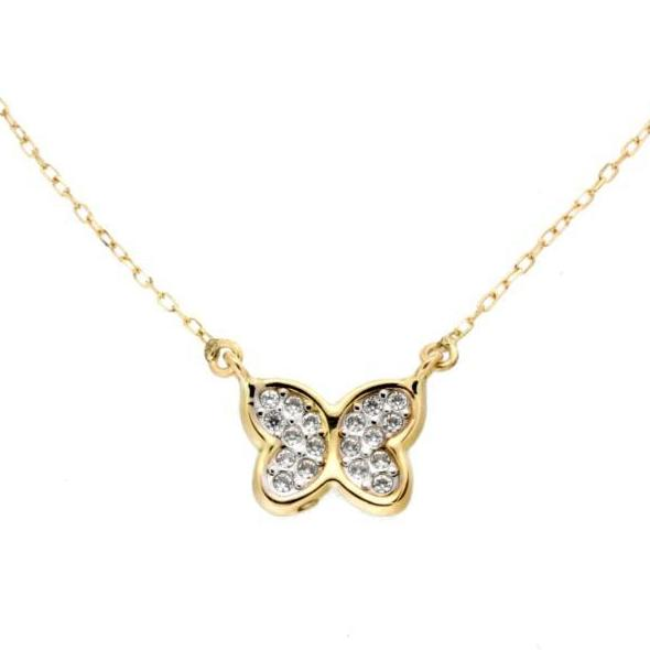 Mariposa cadena