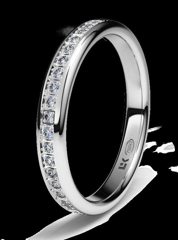 Alianza Pedida, Boda, Oro y Diamantes