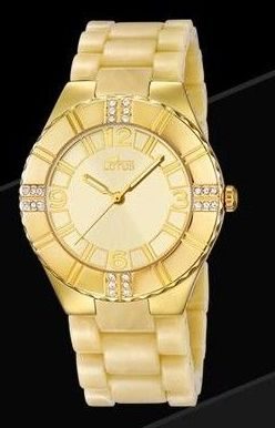 Reloj LOTUS Trendy Marfil Color