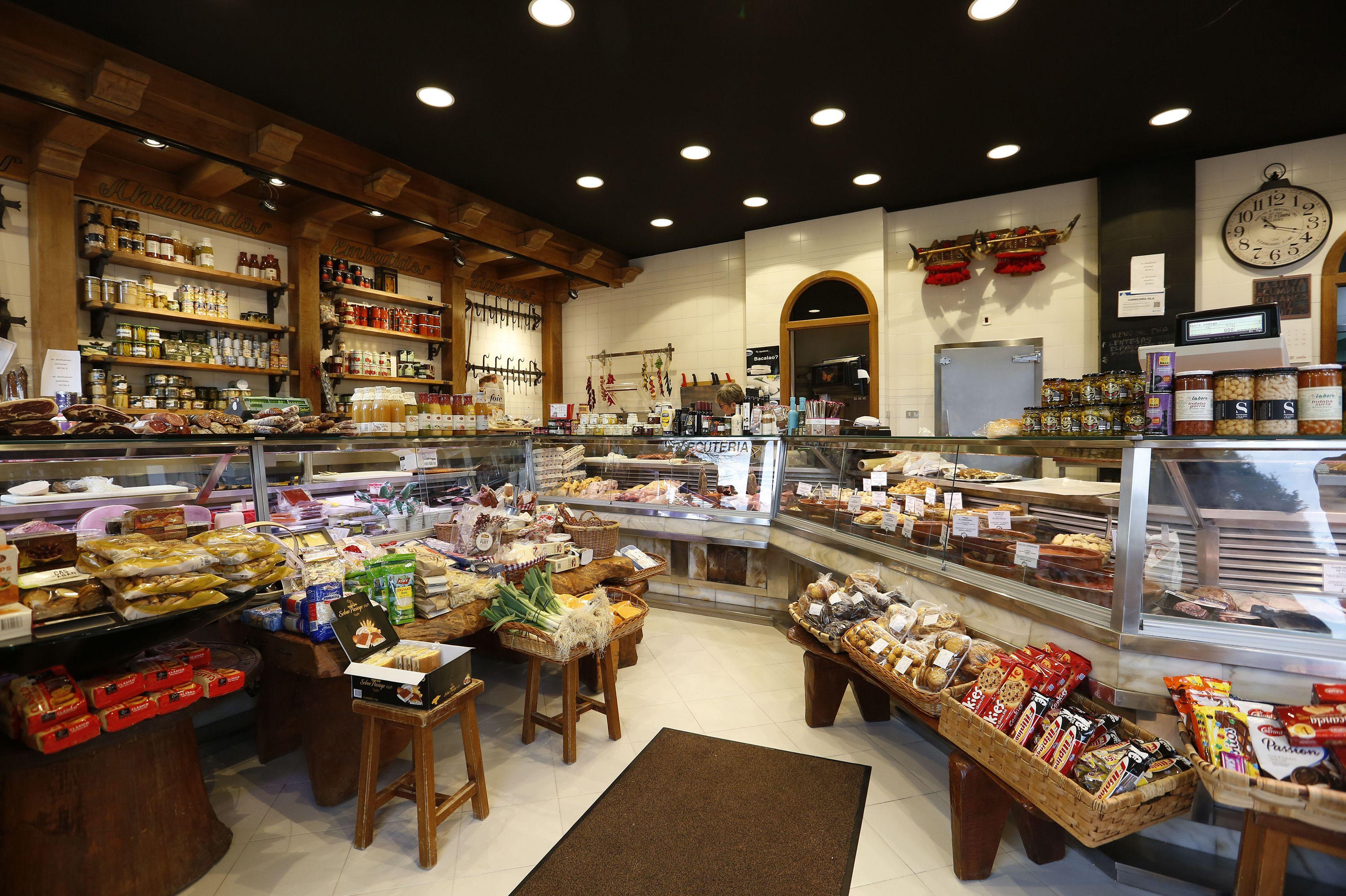 Carnes selectas y comida preparada en Santa María de Getxo