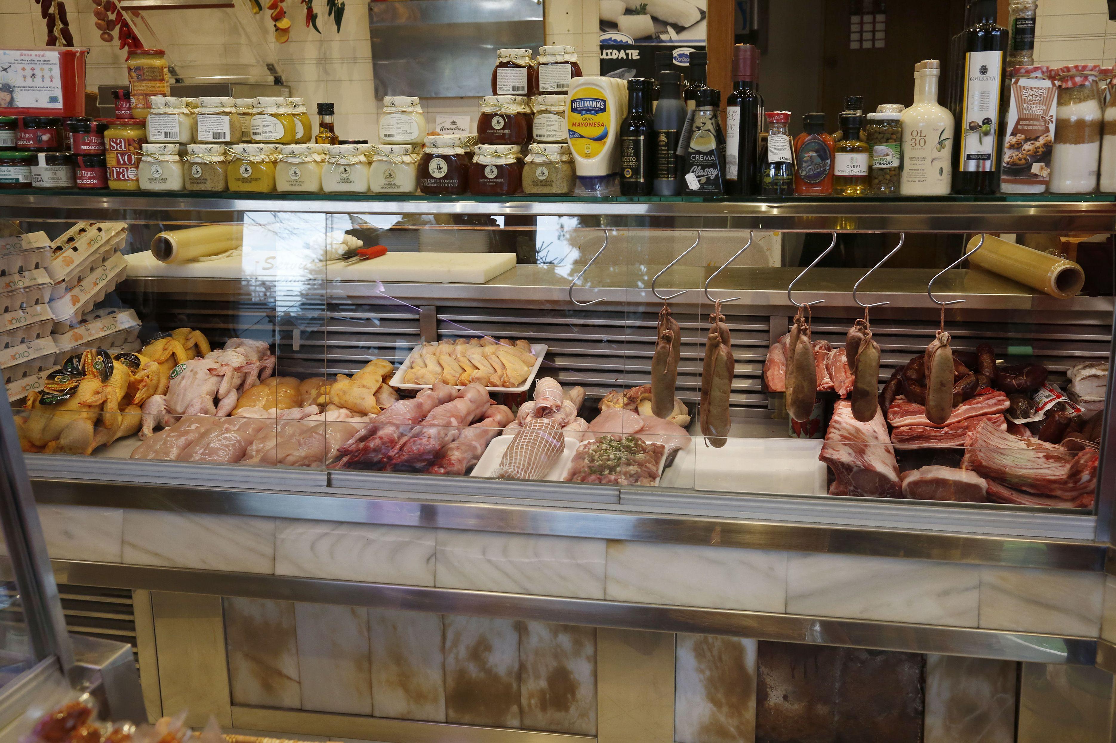 Productos gourmet en Santa María de Getxo