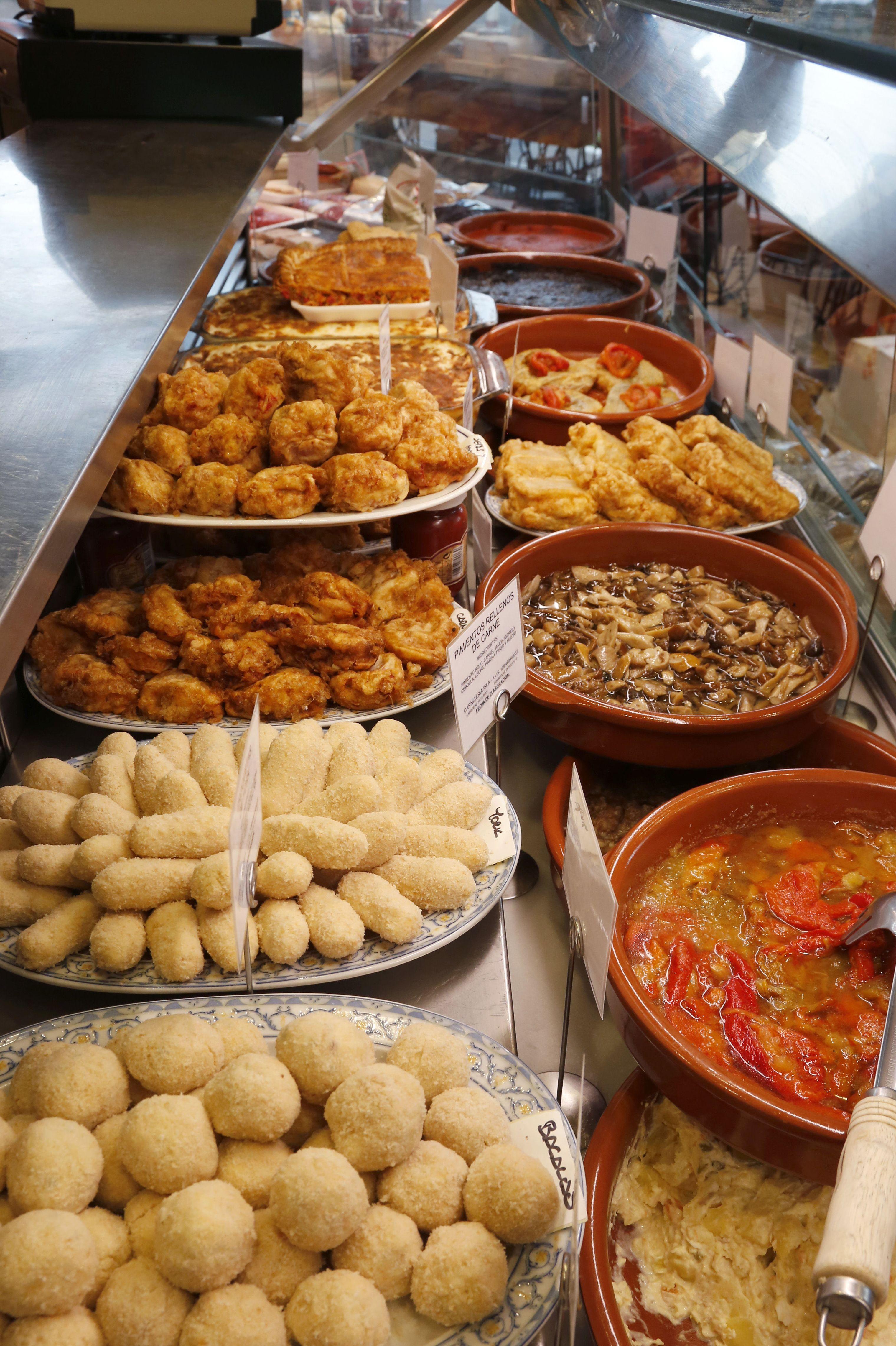 Comida preparada en Urdúliz