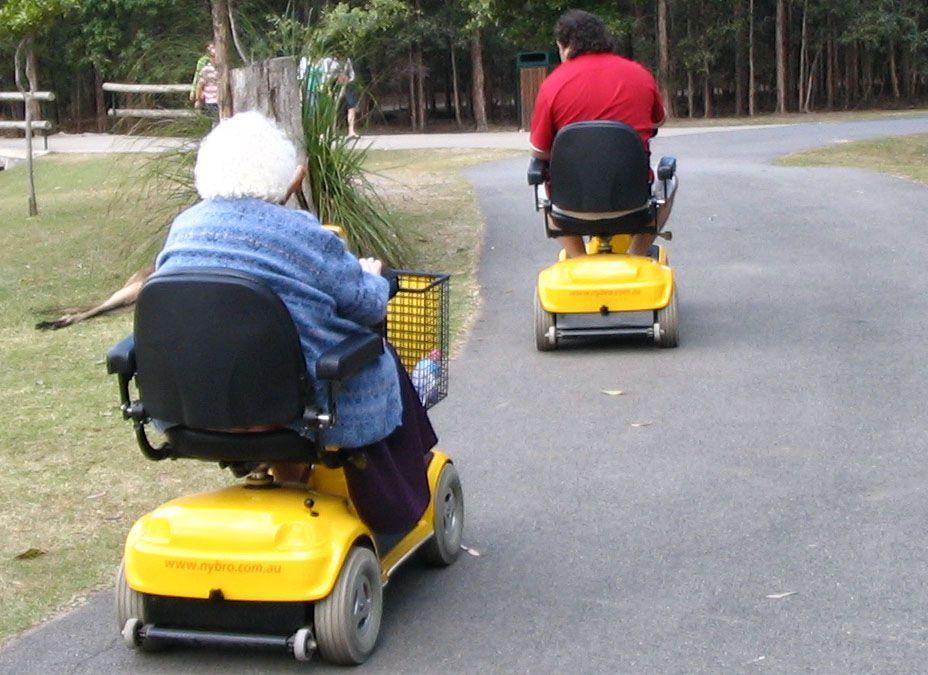 Scooters eléctricos: Productos  de Grupo Ortopedia Mayor