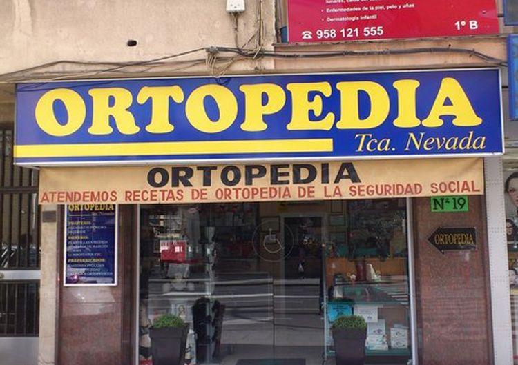 Tienda de ortopedia en Granada