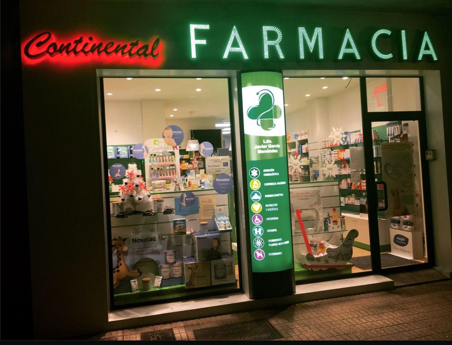 Farmacia en Gijón