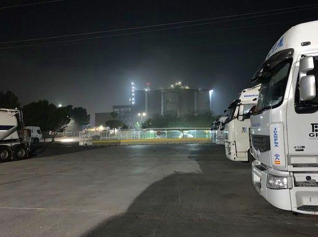 Foto 3 de Cemento en  | TRANSPORTES CIUDAD DE ALHAMA DE ALMERÍA, S.L