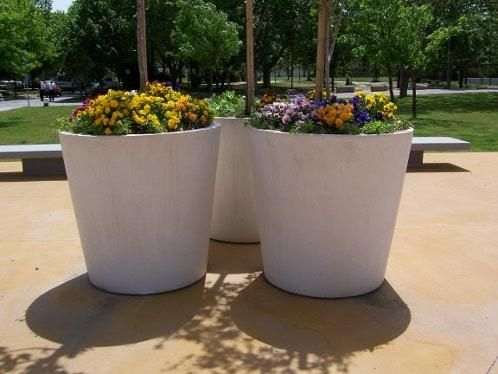 Vasos de jardín: Catálogo de Luis Franco Medeiros