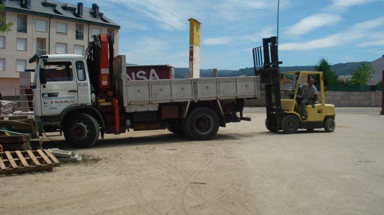 Foto 12 de Materiales de construcción en Verín | Luis Franco Medeiros