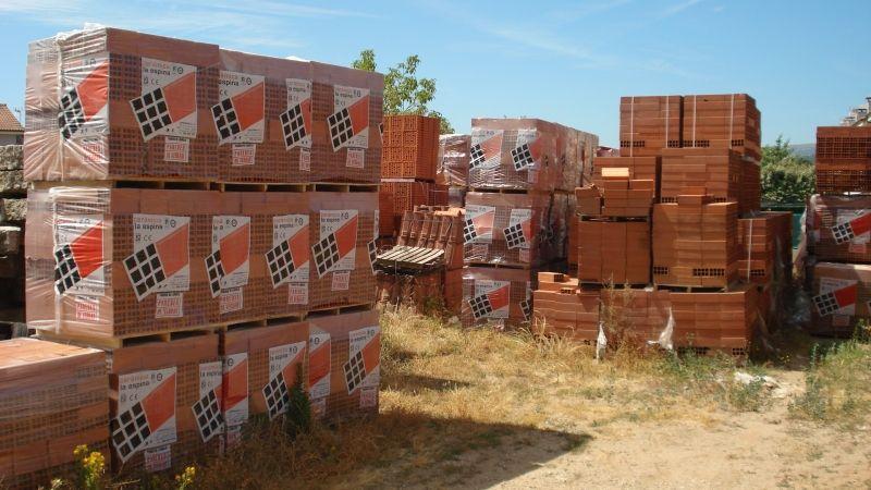 Ladrillos : Catálogo de Luis Franco Medeiros