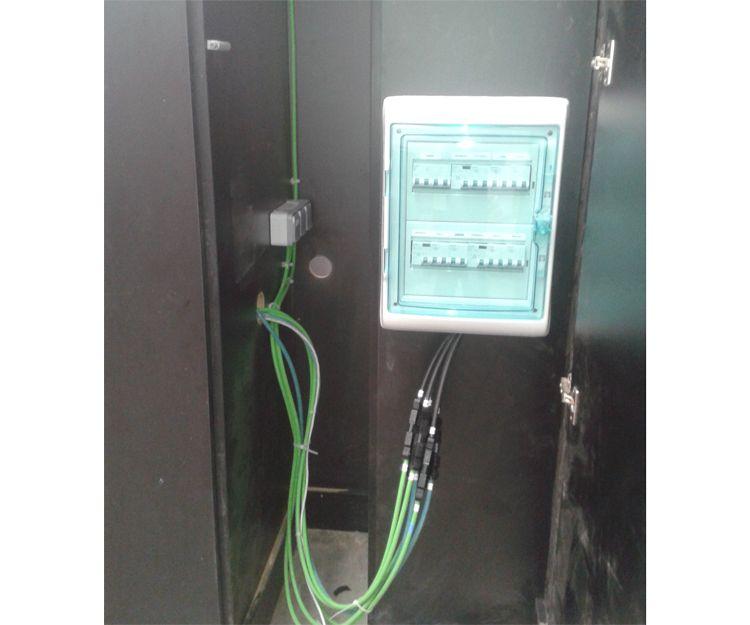 Instalaciones eléctricas comerciales en Valencia