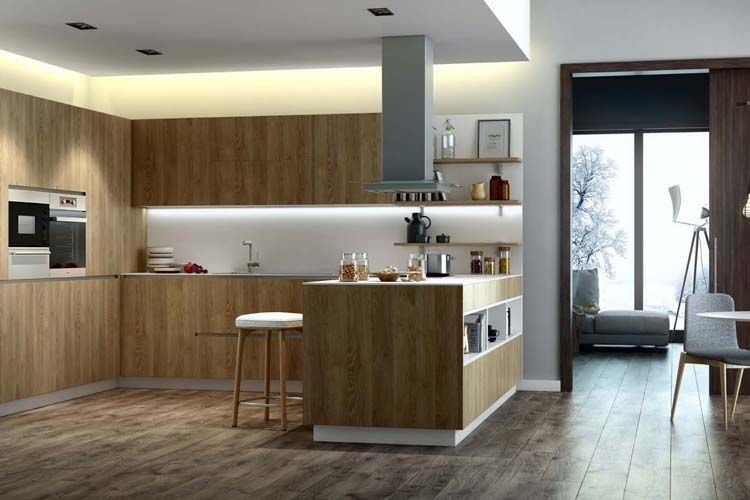 Muebles de cocina modernos en Altea