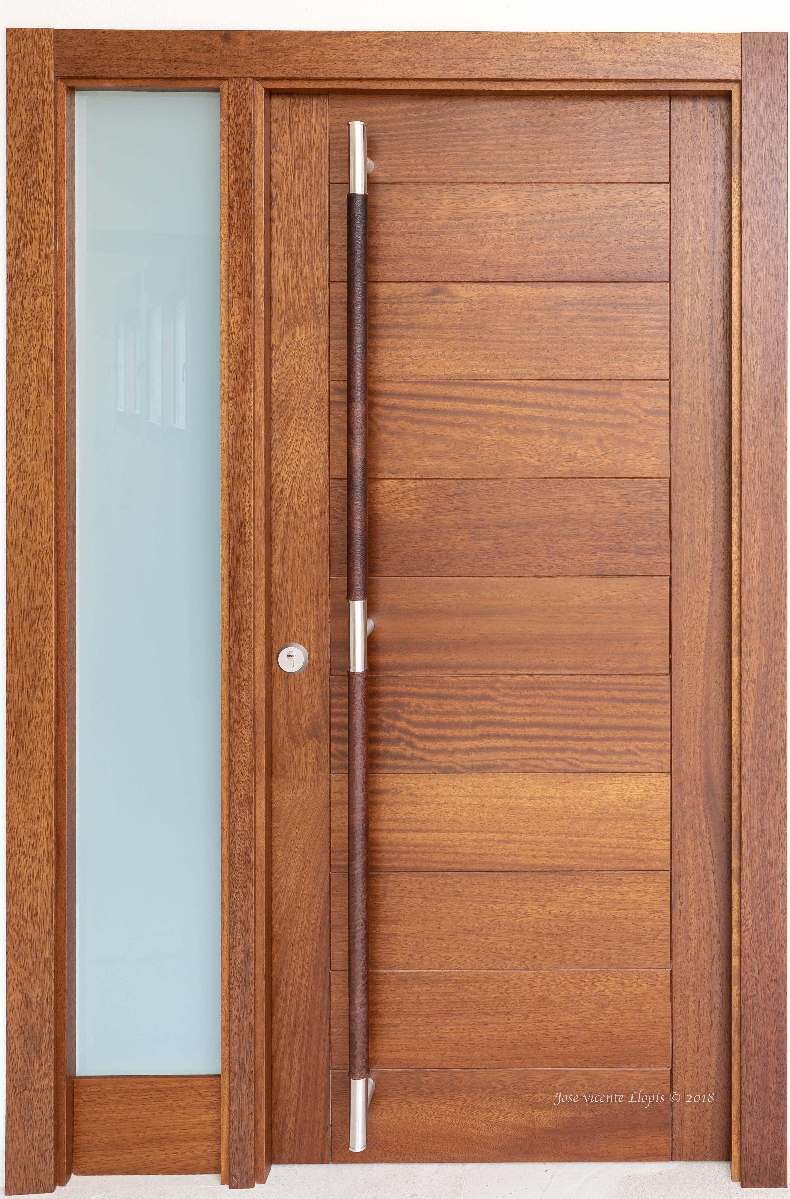 Puertas: Productos de Carpintería Llopis