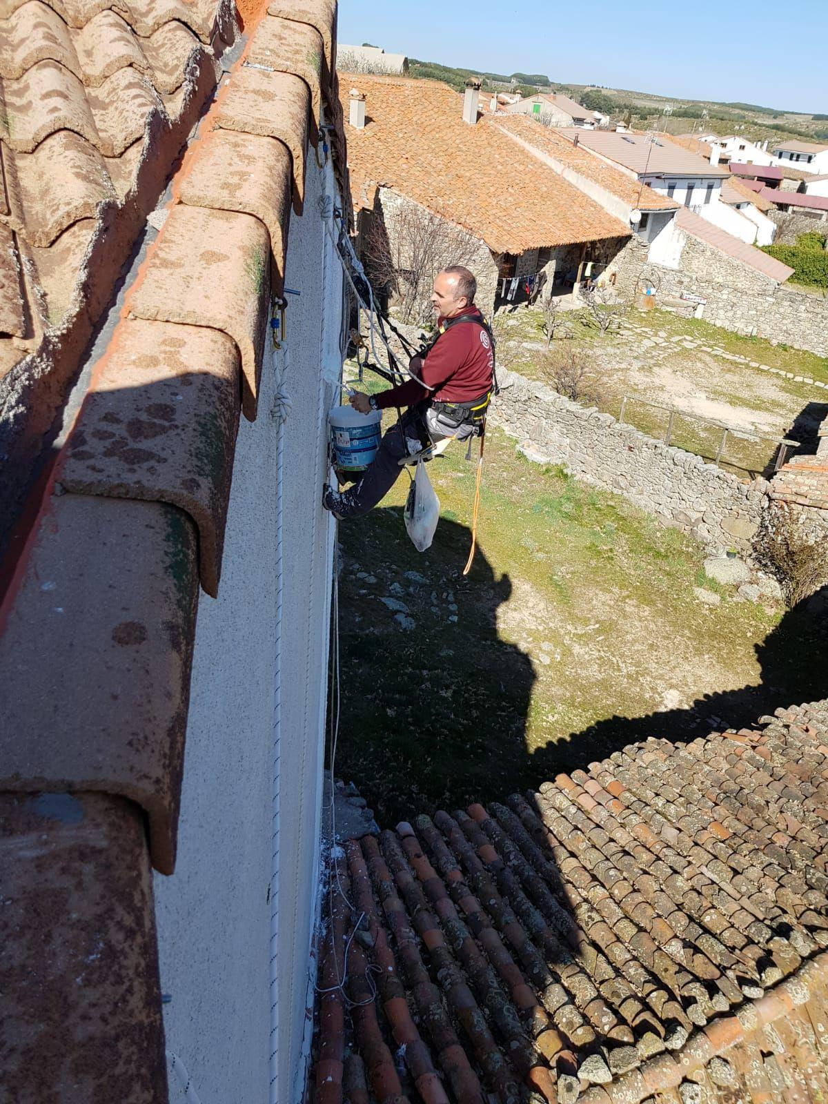 Reparación de tejado Ávila