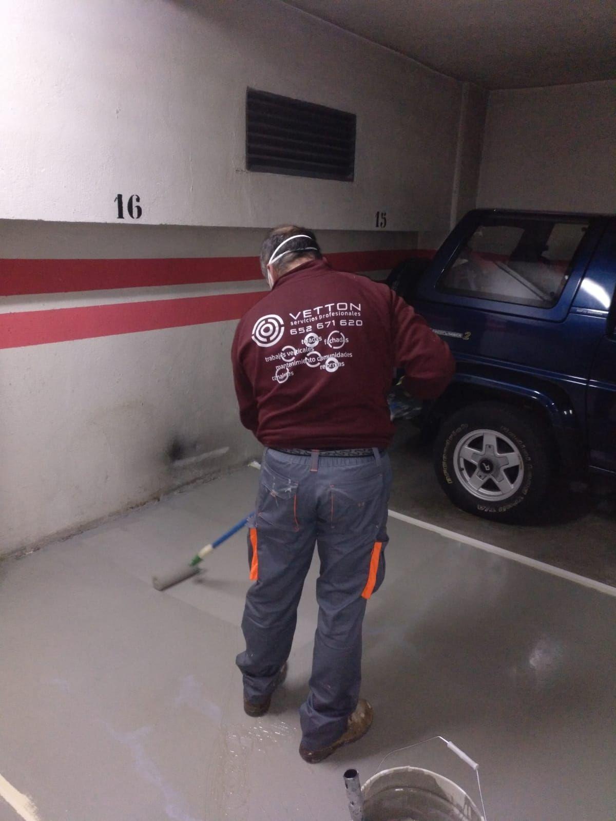 Limpieza de garajes Ávila