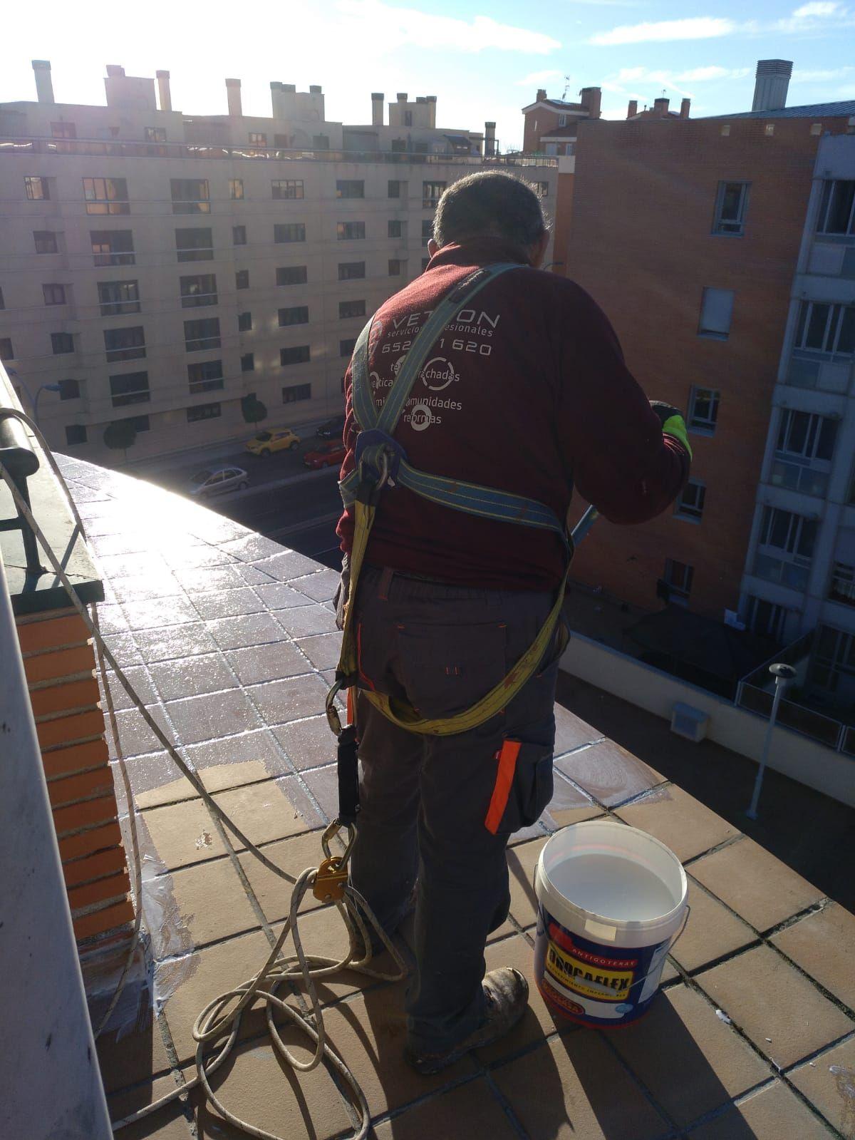 Limpieza de tejados Ávila