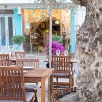Restaurante con terraza Ibiza