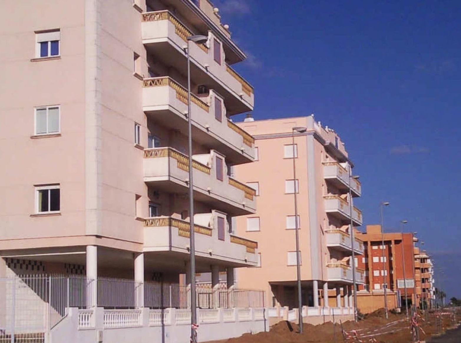 Rehabilitación de fachadas en Isla Cristina