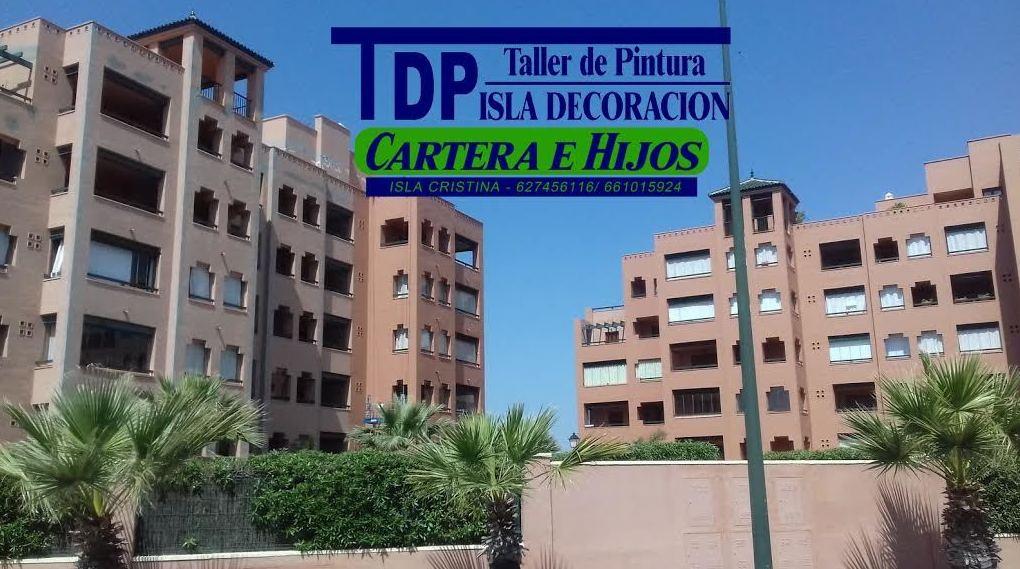 Trabajos verticales Huelva