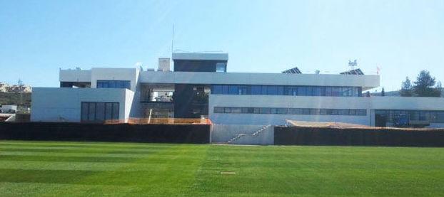 Ciudad deportiva del Granada Club de Fútbol