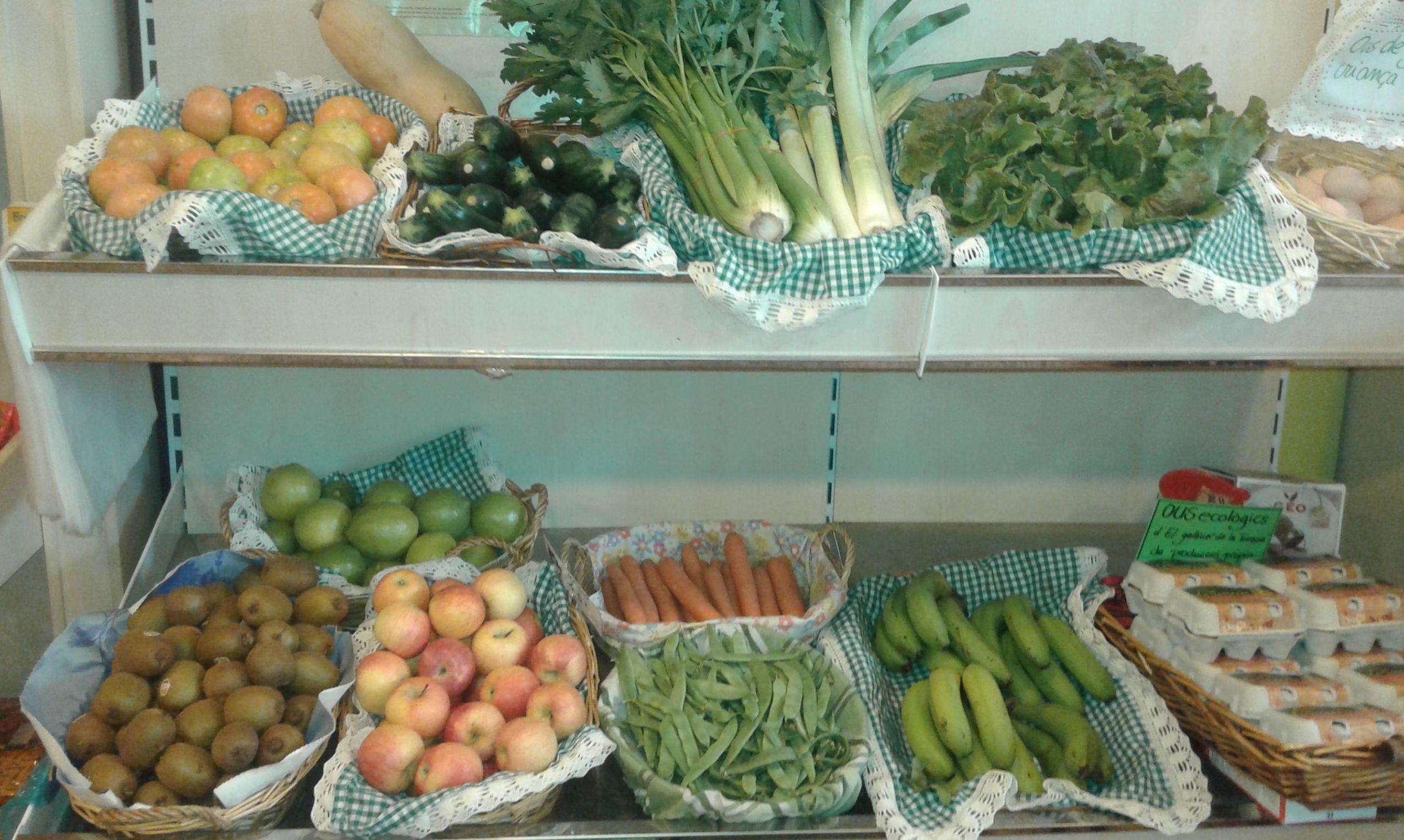 Gran centro de dietética en Martorell