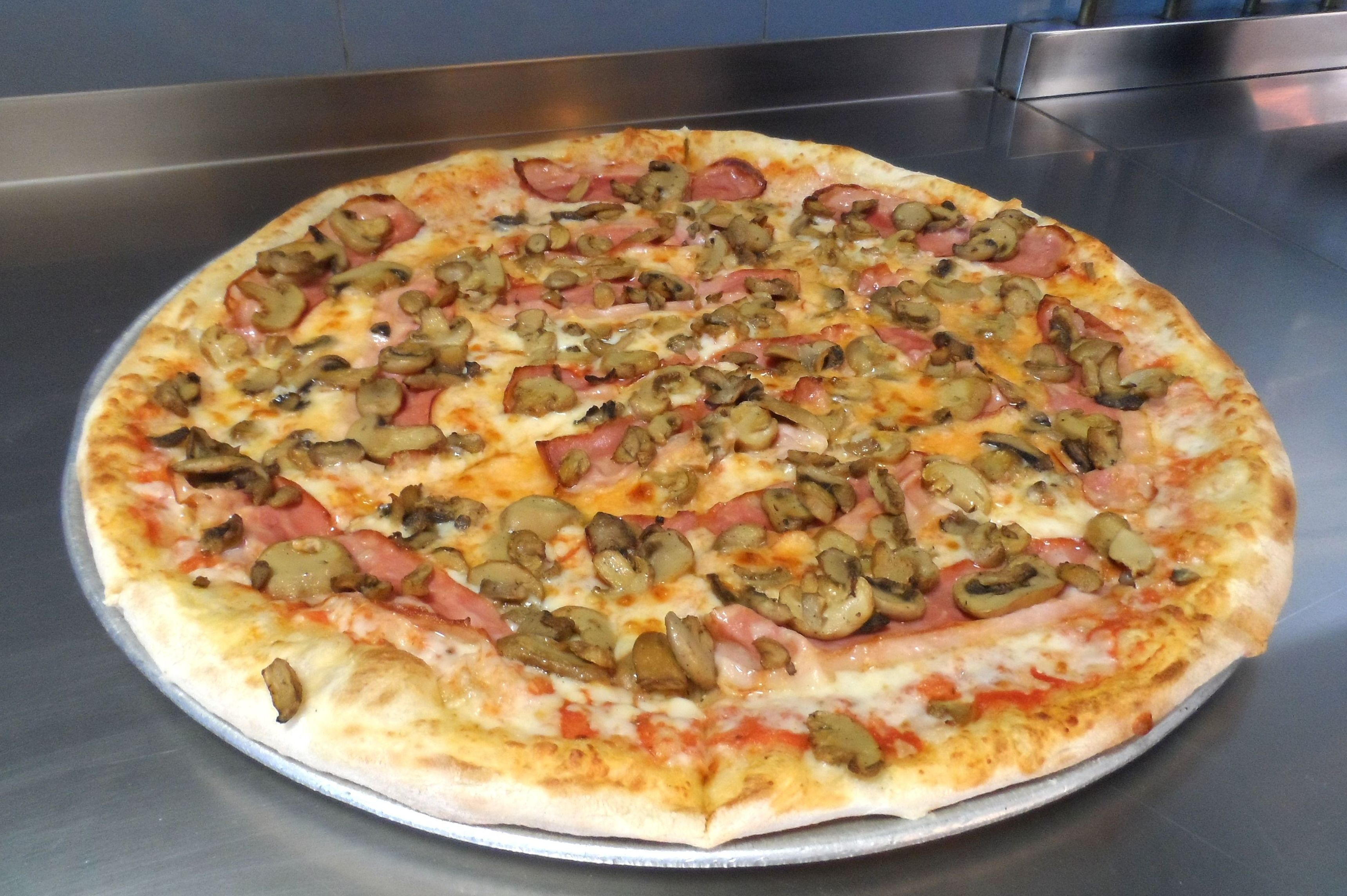 Pizzas artesanas en O Grove