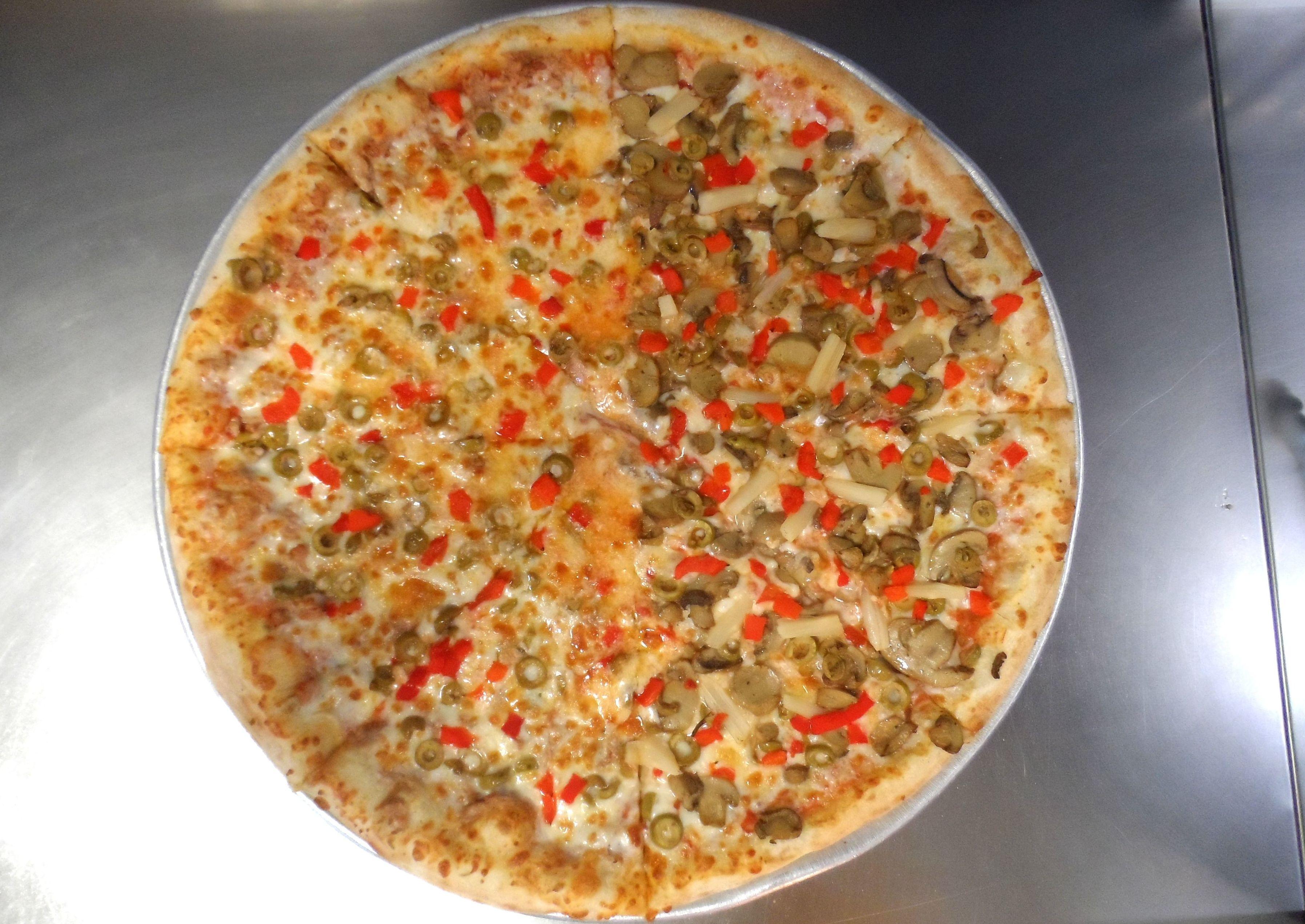 Pizzas: Carta de Pizzería Pizz - Bur