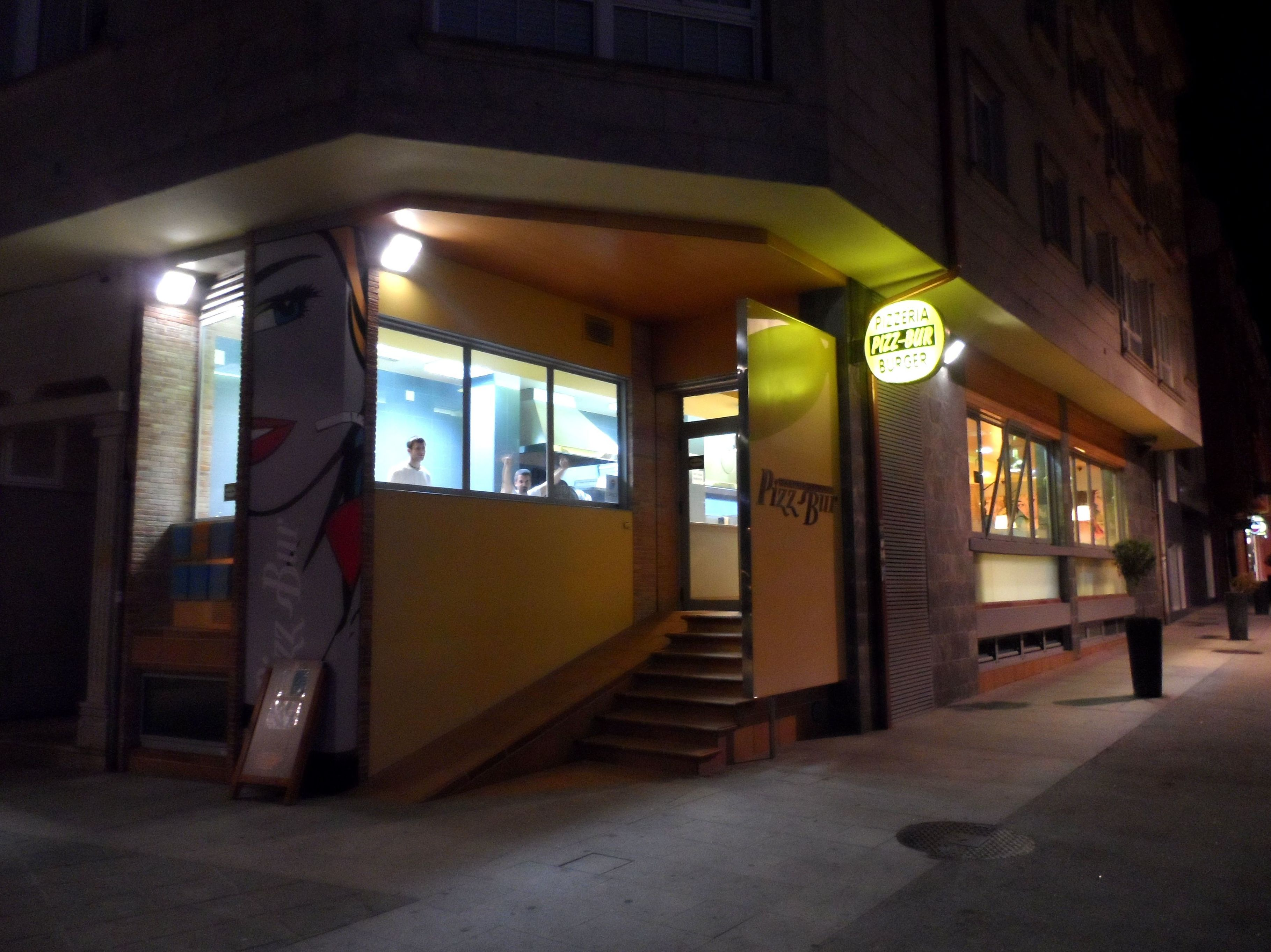Pizzería Pizz-Bur en O Grove (Pontevedra)