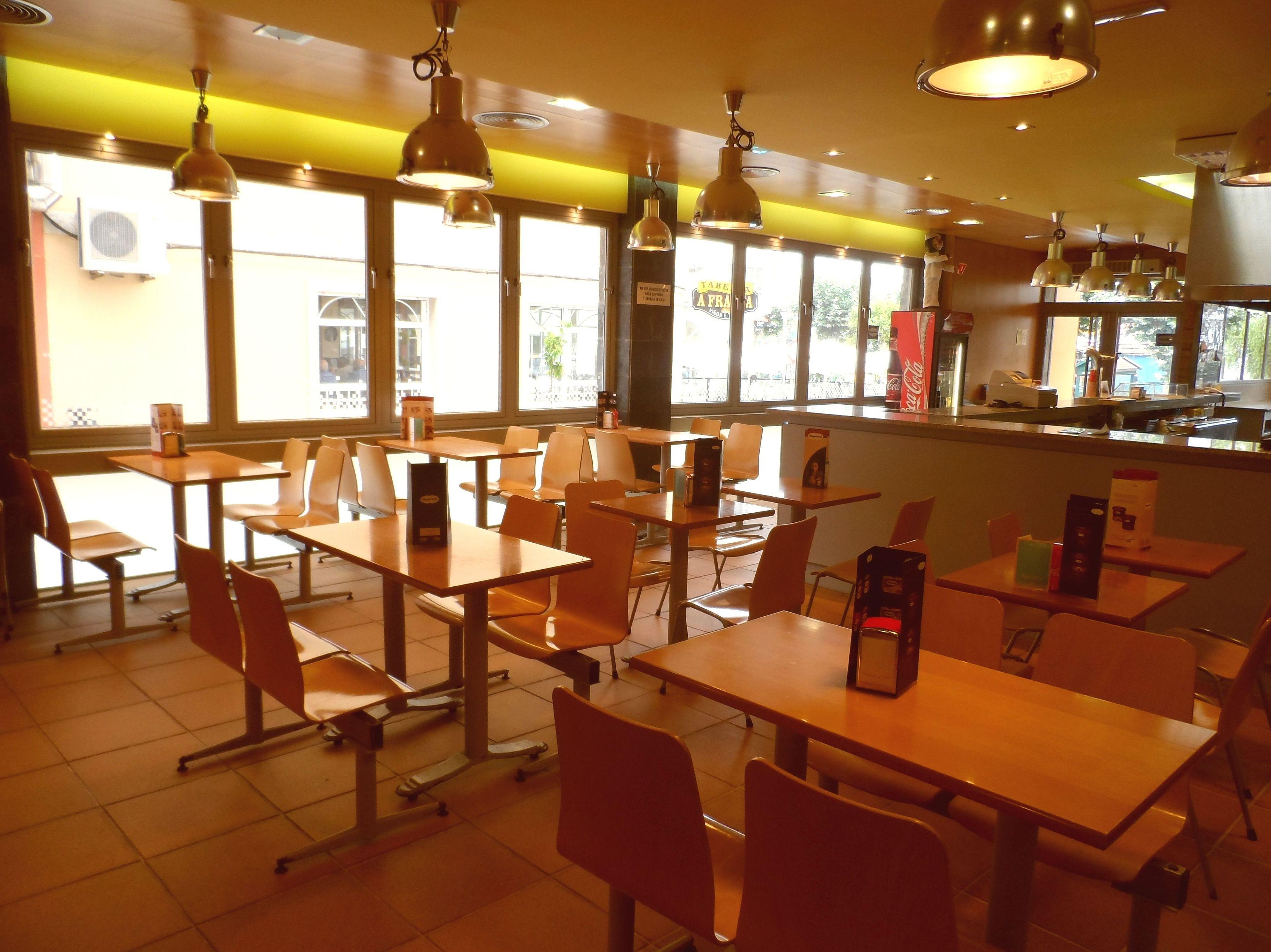 Pizzería con amplio local en O Grove