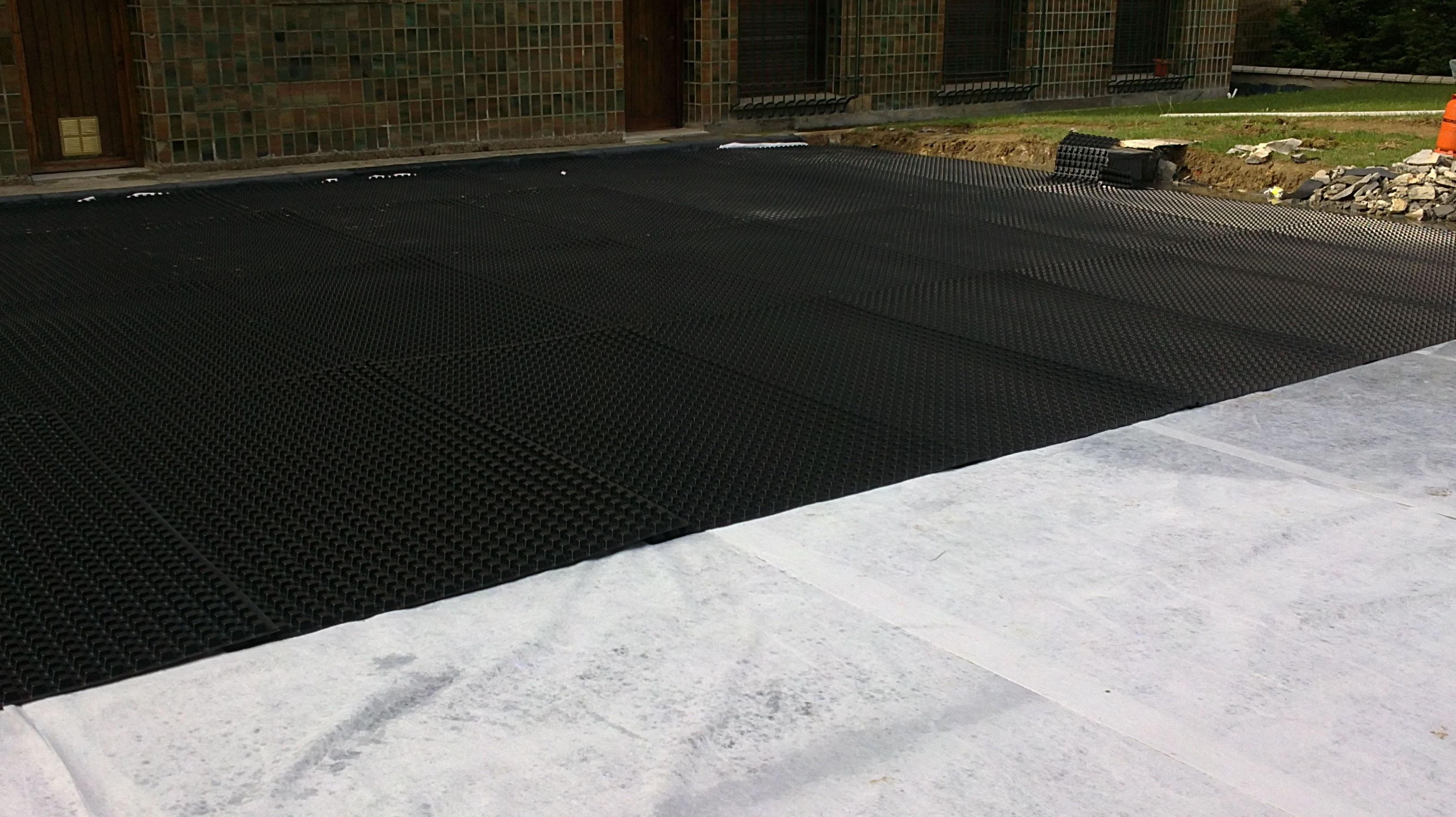 Instalación y mantenimiento de impermeabilizaciones