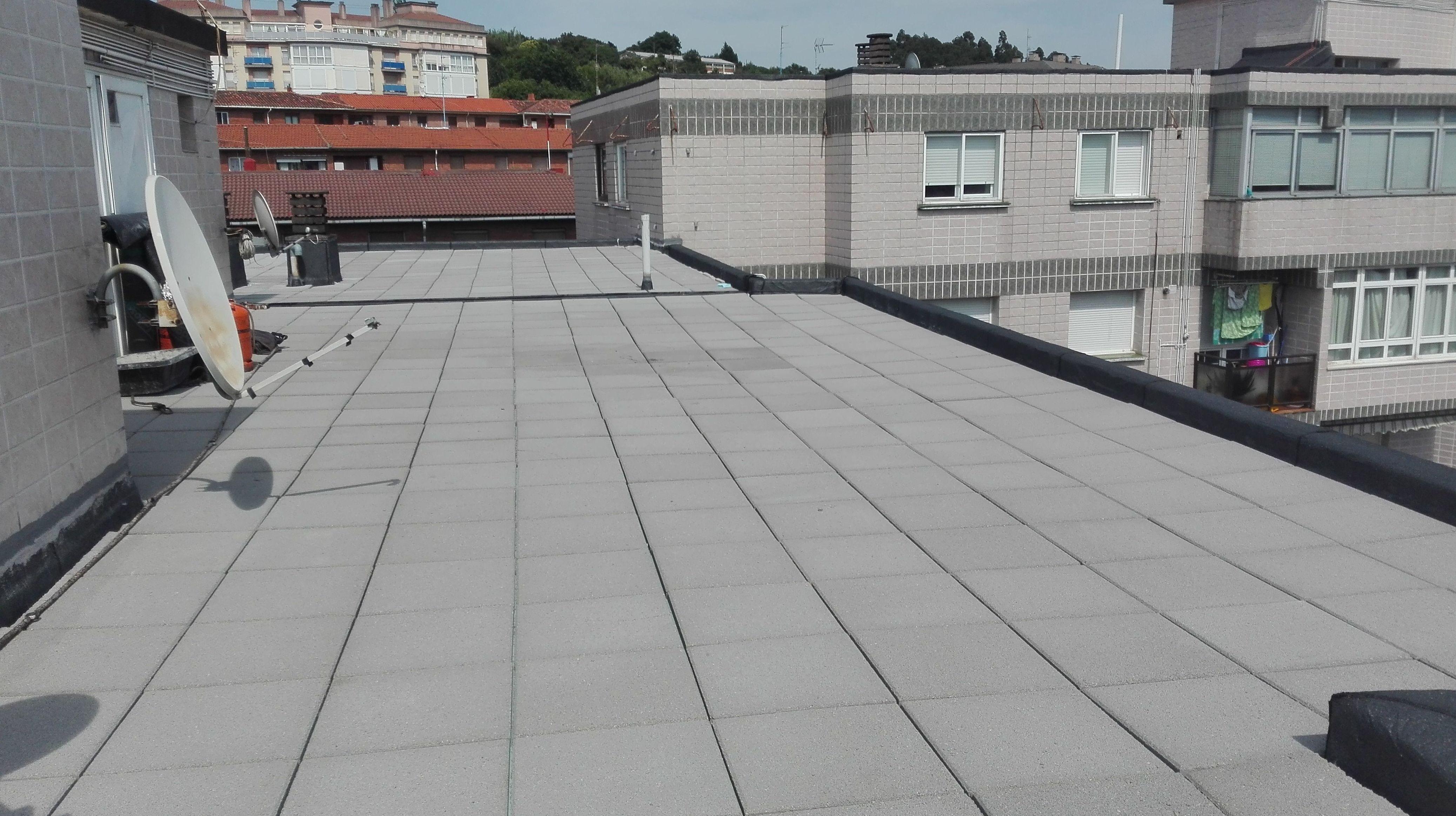 Aislamientos térmicos: Servicios de Impermeabilización Bizkaia
