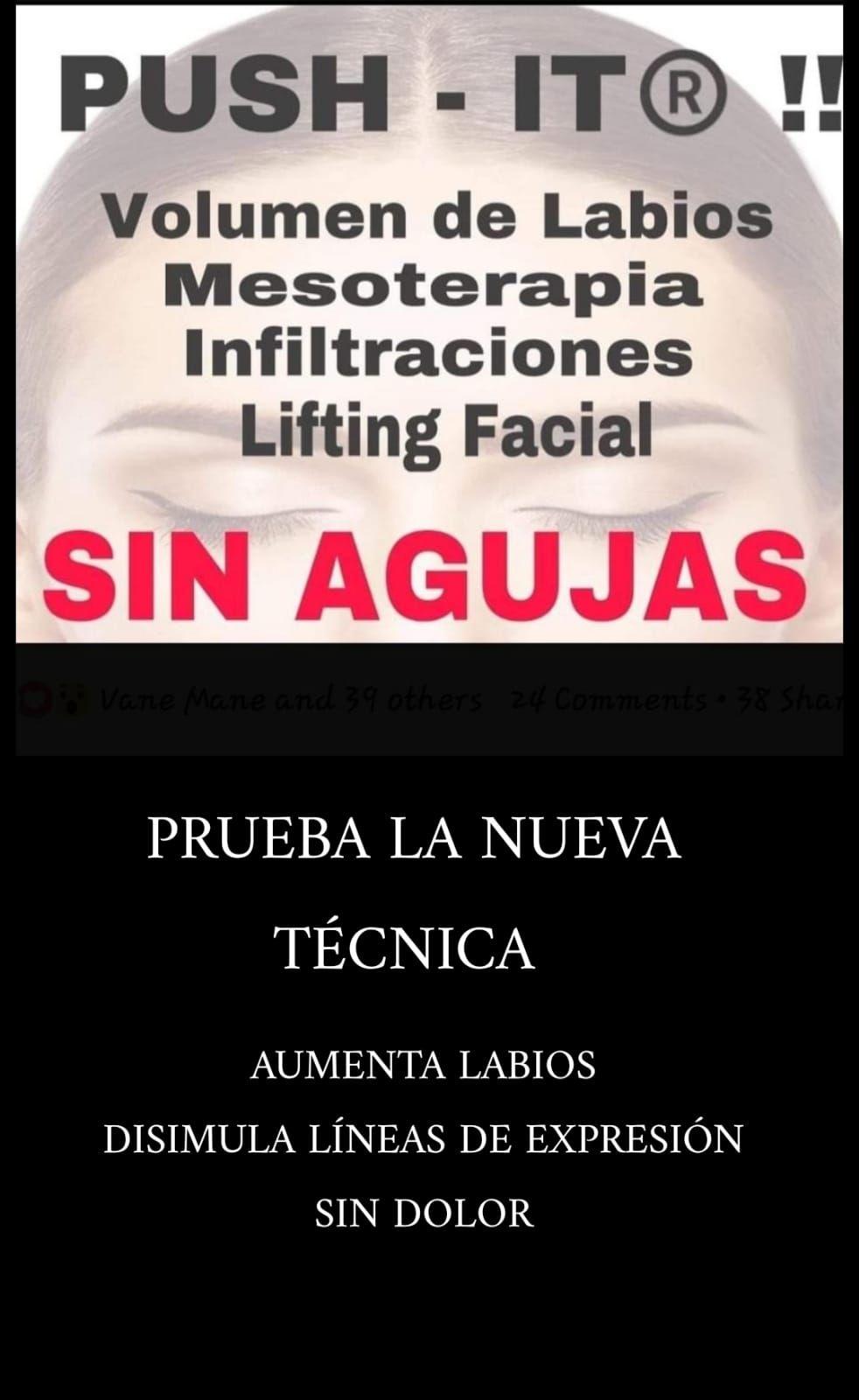 Tratamientos estéticos en Valencia
