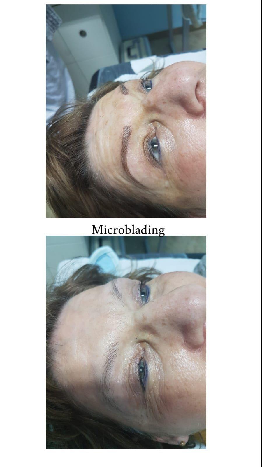 Micropigmentación y microblading Valencia