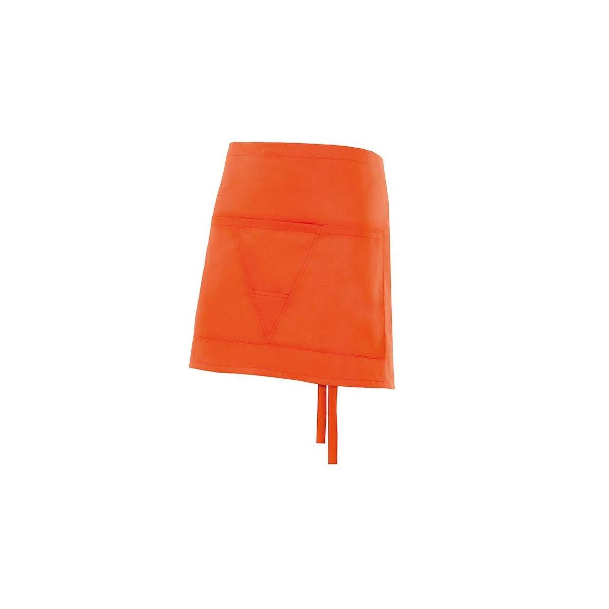 Delantal corto ajustable con bolsillo SUBIRAT
