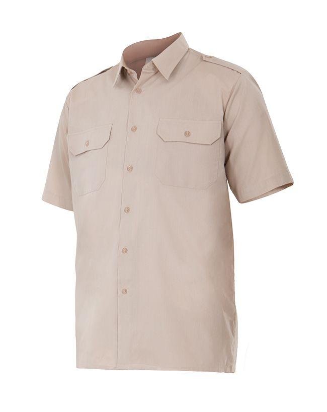 532 Camisa manga corta con galoneras: Catálogo de Mòn Laboral